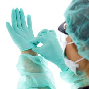 rękawice ochrona zdrowia