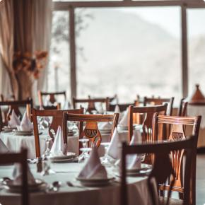 rękawice dla hotelów, cateringu i gastronomii
