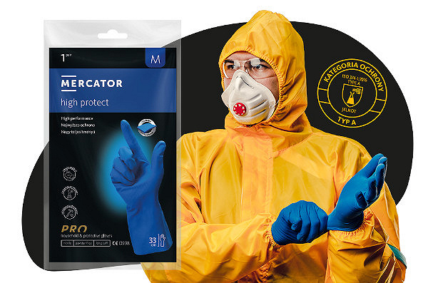 MERCATOR® high protect - najwyższa ochrona